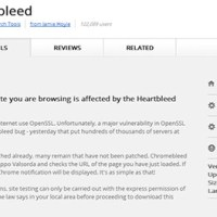 Chromebleed helps protect your PC from Heartbleed