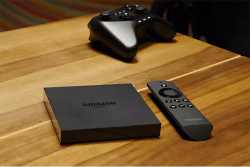 Amazon's Fire TV for $99. (Source: Time)