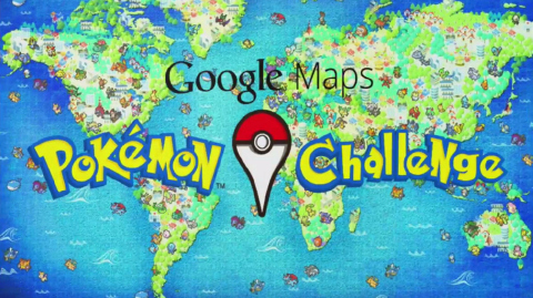 google maps pokemon challenge