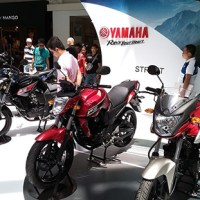 2014 Yamaha International Motor Show in Manila