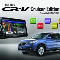 Honda lets you ride in style with the Cruiser Edition CR-V