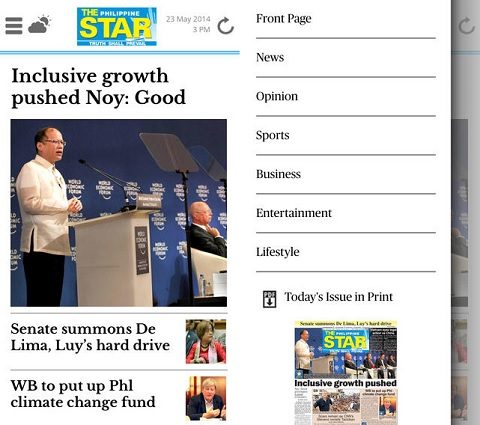 philstar app_iphone