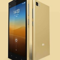 Xiaomi Mi 3 Champagne Gold now available in China