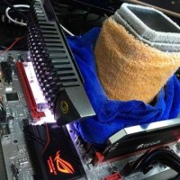 Intel Core i7-4770K overclocked to 7193.8MHz