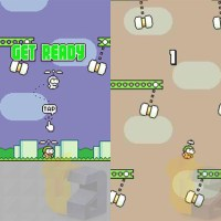 Swing Copters is the new Flappy Bird, but harder!