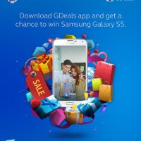 Giveaway: Win a Samsung Galaxy S5 with Globe GDeals