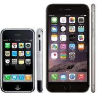 7 years of the iPhone