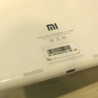 First look at the Xiaomi MiPad