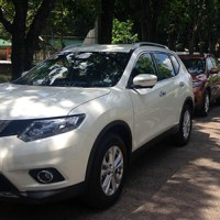 Driving the All-new Nissan X-Trail up the City of Pines