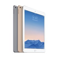 Apple announces iPad Air 2; thinner, gold & Touch ID