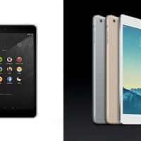 Battle of the Mini Tablets: Nokia N1 vs. iPad Mini 3