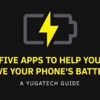 Five Apps to Help You Save Your Phone's Battery