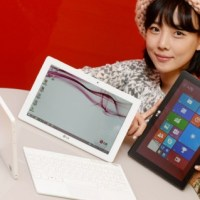 LG unveils lightweight Tab Book Duo