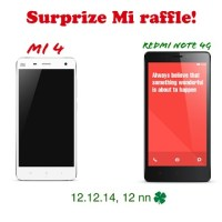 Xiaomi Mi 3 and Redmi 1S to go on sale on December 12