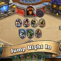 Hearthstone Heroes of Warcraft now on Android