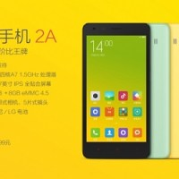 Xiaomi announces affordable Redmi 2A