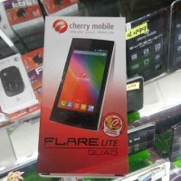 Cherry Mobile Flare Lite Quad Spotted, Priced at P2,499