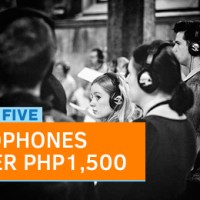 Fast Five: Headphones Under Php1500