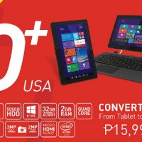 O+ Convertible: 11.6-inch, Windows laptop-tablet