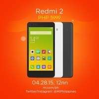 Xiaomi Redmi 2 to go on sale on April 28