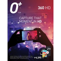 O+ to unveil its 360 HD today for sub-Php6.5K