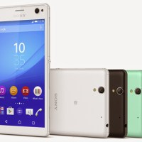 Sony launches new Xperia C4 and C4 Dual