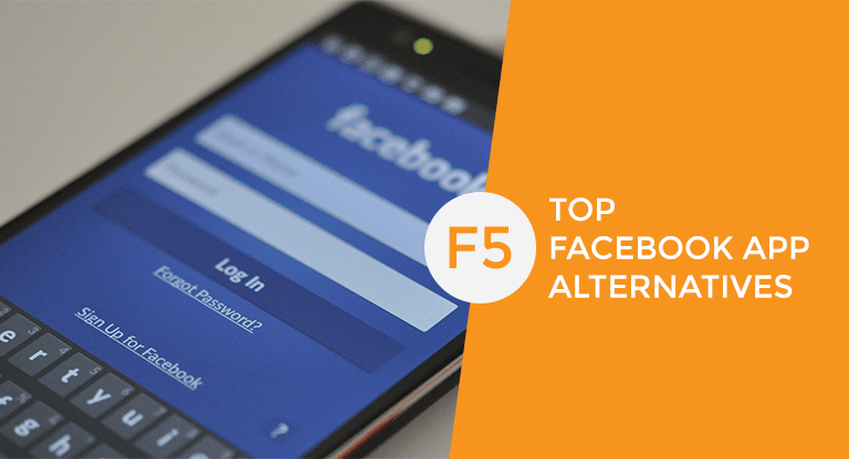 tech tired facebook here are five social networking alternatives.