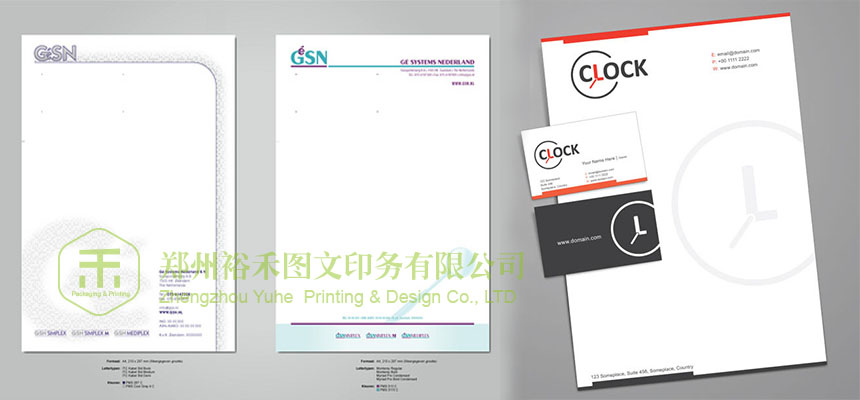 Yuhe-Catalogue print, brochure print and design, book print - design paper for writing