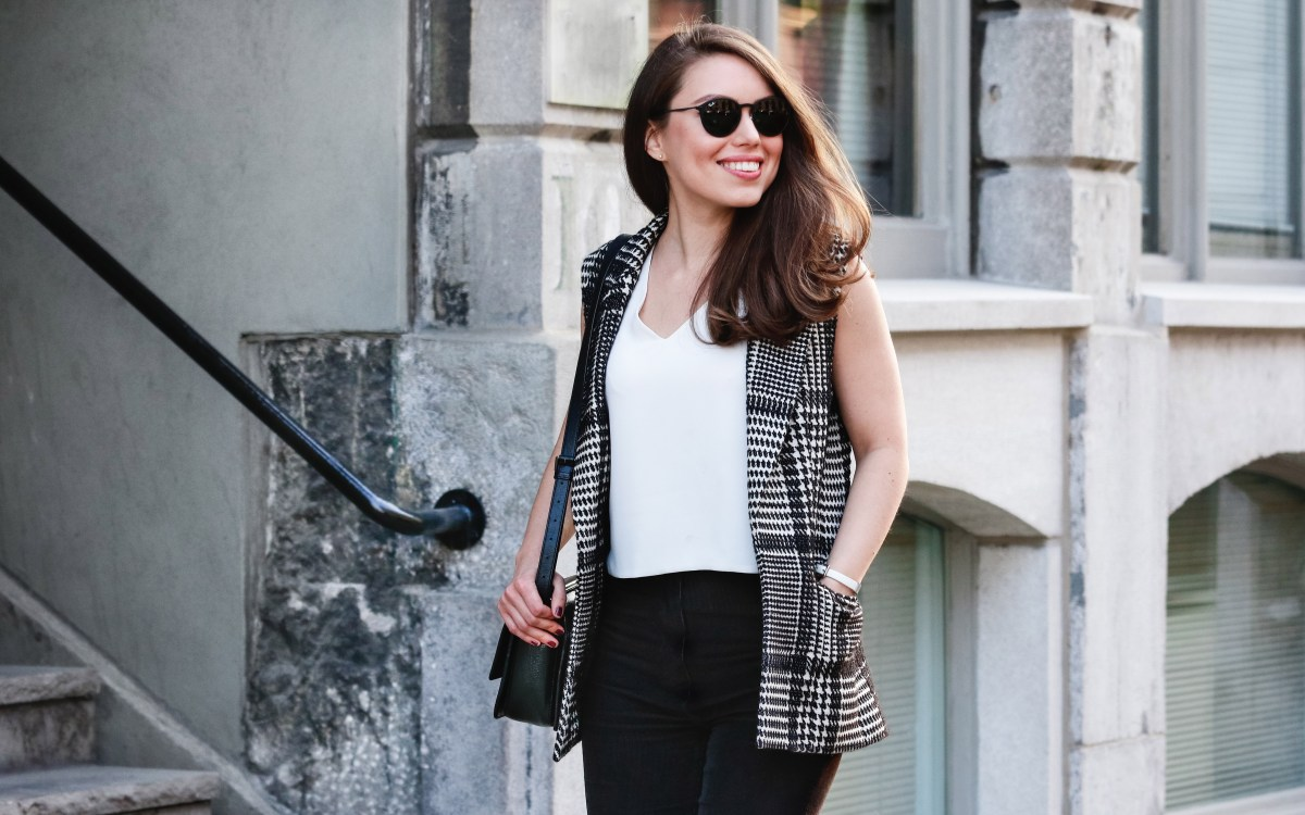 What To Wear To Work This Summer: First [Video] Outfit