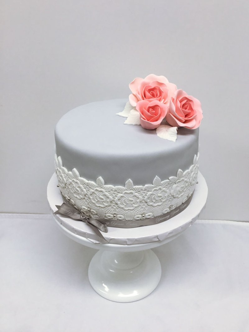 Large Of Bridal Shower Cake