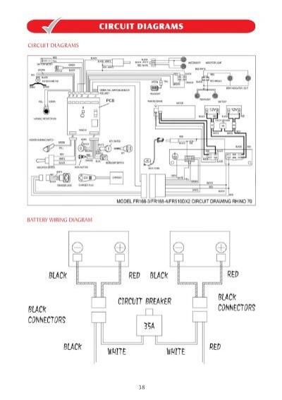 a wiring diagrams pdf
