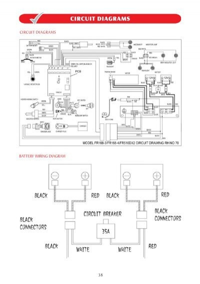 rascal battery wiring diagram