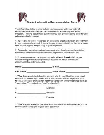 letter of recommendation form usc fresh letter of re mendation form