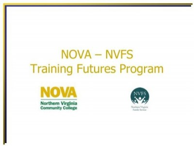 NVFS Training Futures Program - Insight Center for Community ...