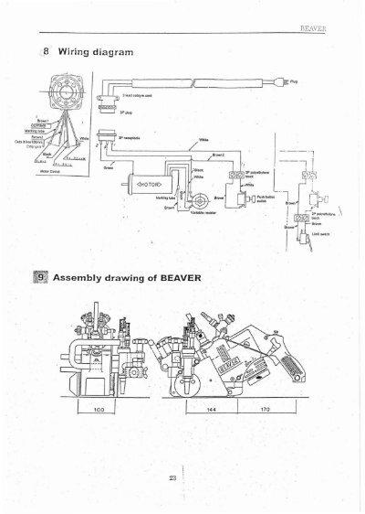 volvo hu 605 wiring diagram