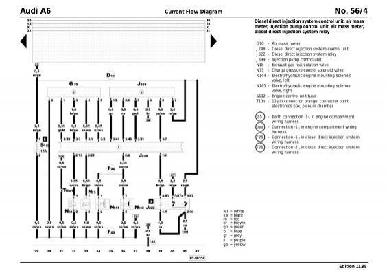 wiring diagram for audi q5