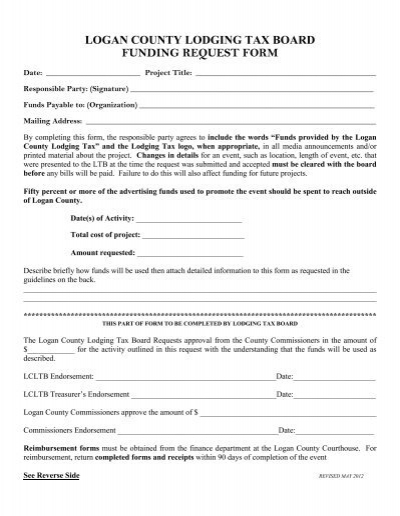FHS Falcon Society Funding Request Form - Farmington Public - funding request form