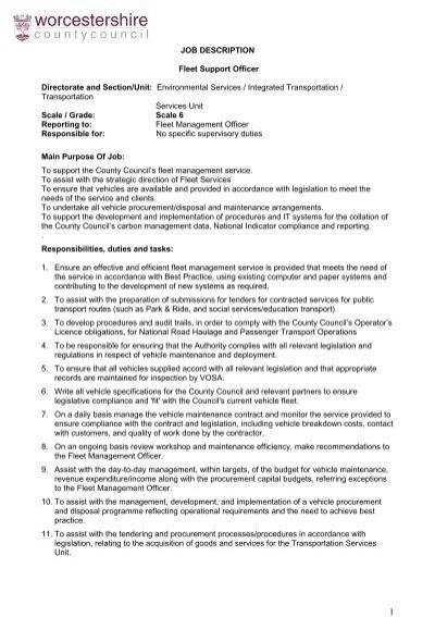 Maintenance Director Job Description Resume Resume Facility Manager