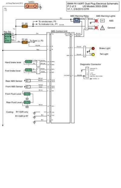 2004 R1150 Wiring Diagram - Wiring  Schematics Diagram