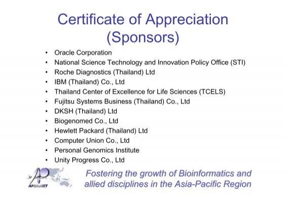 certificate of appreciation for sponsorship - Pinarkubkireklamowe