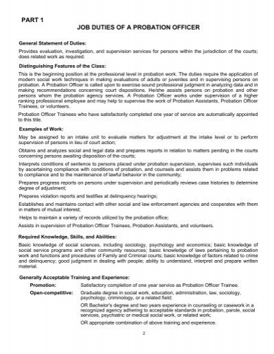 correctional treatment specialist sample resume node2002-cvresume