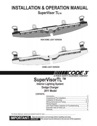 Whelen Uhf2150a Wiring Diagram - Auto Electrical Wiring Diagram