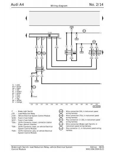 1988 audi 90 wiring diagram