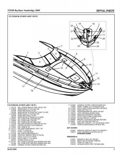 1999 BAYLINER WIRING DIAGRAM - Auto Electrical Wiring Diagram