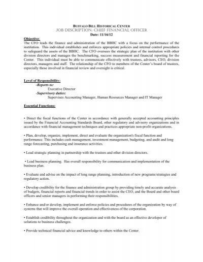 Emergency Planning Officer Job Description , item 48 PDF 11 KB - cto job description