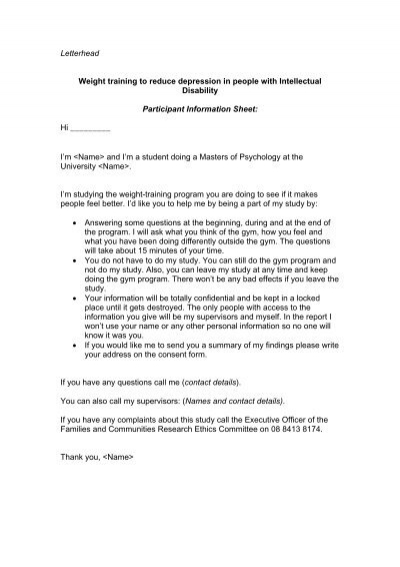 This is an example of a good practice consent form approved by the