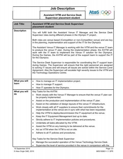 Production Supervisor Job Description awesome collection of cover - production supervisor job description