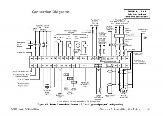 powerflex 4 vfd connection diagram