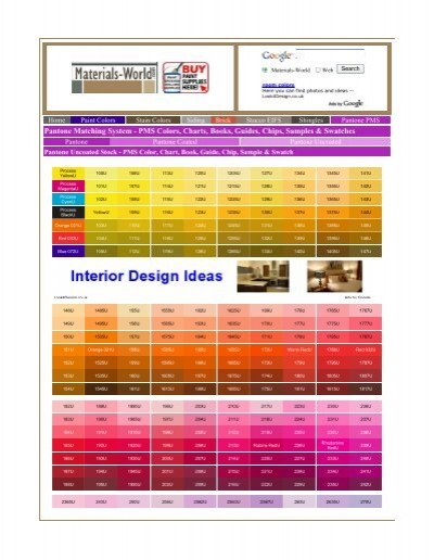 Logo Color Match Pantone Samples PMS 186 Red - TESCO - sample pms color chart
