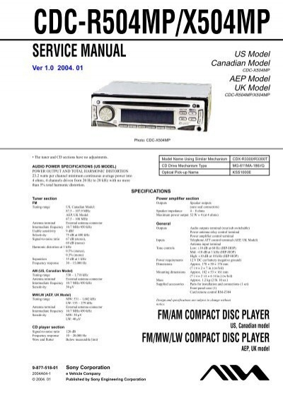 Aiwa Cdc X504mp Wiring Diagram Wiring Diagram